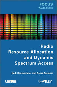 Обложка «Radio Resource Allocation and Dynamic Spectrum Access»