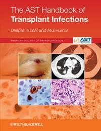 Обложка «The AST Handbook of Transplant Infections»