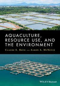 Обложка «Aquaculture, Resource Use, and the Environment»