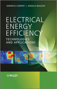 Обложка «Electrical Energy Efficiency. Technologies and Applications»