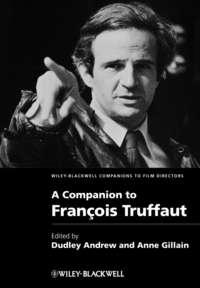 Обложка «A Companion to François Truffaut»