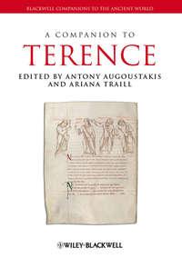 Обложка «A Companion to Terence»