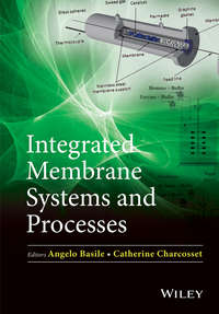Обложка «Integrated Membrane Systems and Processes»