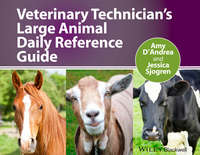 Обложка «Veterinary Technician's Large Animal Daily Reference Guide»