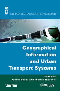 Обложка «Geographical Information and Urban Transport Systems»