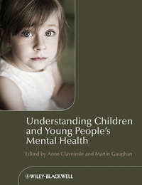 Обложка «Understanding Children and Young People's Mental Health»