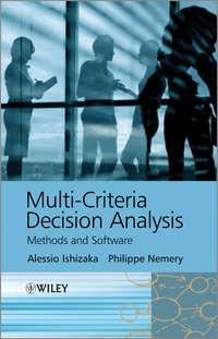 Обложка «Multi-criteria Decision Analysis. Methods and Software»