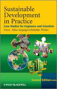 Обложка «Sustainable Development in Practice. Case Studies for Engineers and Scientists»