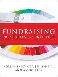 Обложка «Fundraising Principles and Practice»