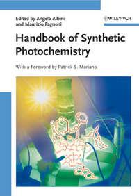 Обложка «Handbook of Synthetic Photochemistry»