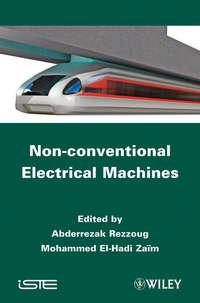Обложка «Non-conventional Electrical Machines»