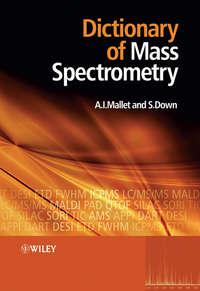 Обложка «Dictionary of Mass Spectrometry»