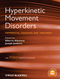 Обложка «Hyperkinetic Movement Disorders. Differential Diagnosis and Treatment»