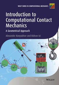 Обложка «Introduction to Computational Contact Mechanics. A Geometrical Approach»