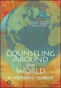 Обложка «Counseling Around the World. An International Handbook»