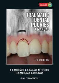 Обложка «Traumatic Dental Injuries. A Manual»