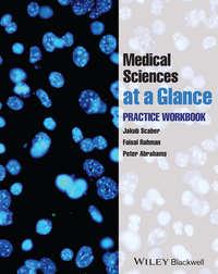 Обложка «Medical Sciences at a Glance. Practice Workbook»