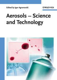 Обложка «Aerosols. Science and Technology»