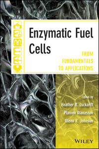 Обложка «Enzymatic Fuel Cells. From Fundamentals to Applications»