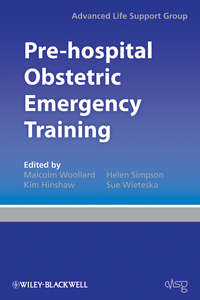 Обложка «Pre-hospital Obstetric Emergency Training. The Practical Approach»