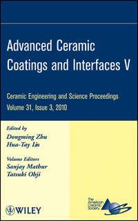 Обложка «Advanced Ceramic Coatings and Interfaces V»