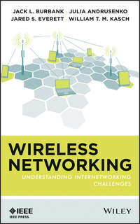 Обложка «Wireless Networking. Understanding Internetworking Challenges»