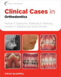 Обложка «Clinical Cases in Orthodontics»