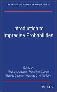 Обложка «Introduction to Imprecise Probabilities»