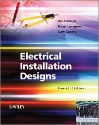 Обложка «Electrical Installation Designs»