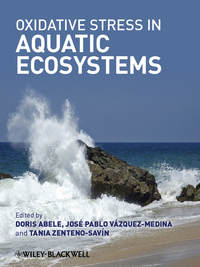 Обложка «Oxidative Stress in Aquatic Ecosystems»