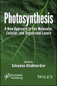 Обложка «Photosynthesis. A New Approach to the Molecular, Cellular, and Organismal Levels»