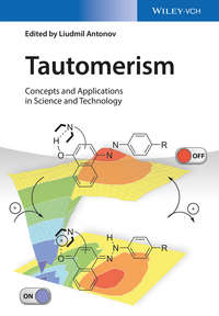 Обложка «Tautomerism. Concepts and Applications in Science and Technology»