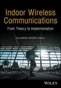 Обложка «Indoor Wireless Communications. From Theory to Implementation»