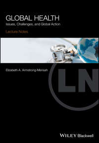 Обложка «Lecture Notes Global Health. Issues, Challenges, and Global Action»