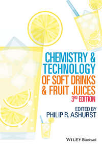 Обложка «Chemistry and Technology of Soft Drinks and Fruit Juices»