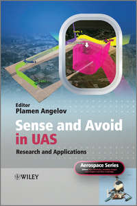 Обложка «Sense and Avoid in UAS. Research and Applications»