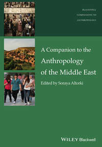 Обложка «A Companion to the Anthropology of the Middle East»