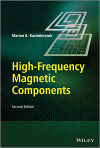 Обложка «High-Frequency Magnetic Components»