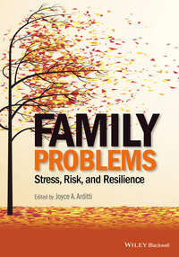 Обложка «Family Problems. Stress, Risk, and Resilience»