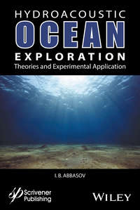 Обложка «Hyrdoacoustic Ocean Exploration. Theories and Experimental Application»