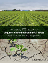 Обложка «Legumes under Environmental Stress. Yield, Improvement and Adaptations»