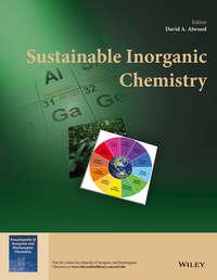 Обложка «Sustainable Inorganic Chemistry»