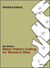 Обложка «Metric Pattern Cutting for Women's Wear»