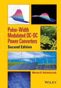 Обложка «Pulse-Width Modulated DC-DC Power Converters»