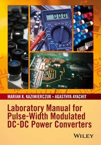Обложка «Laboratory Manual for Pulse-Width Modulated DC-DC Power Converters»