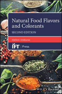 Обложка «Natural Food Flavors and Colorants»