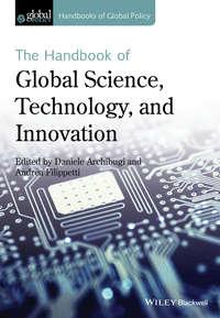 Обложка «The Handbook of Global Science, Technology, and Innovation»