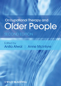 Обложка «Occupational Therapy and Older People»