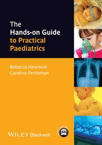 Обложка «The Hands-on Guide to Practical Paediatrics»