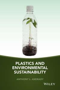 Обложка «Plastics and Environmental Sustainability»
